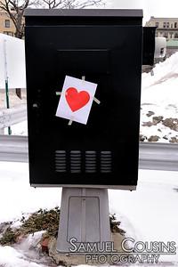 Valentine's Day Bandit 2018