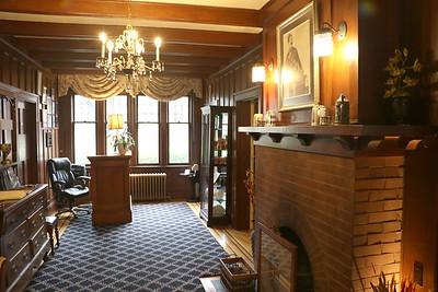 Abbeymoore Manor reception