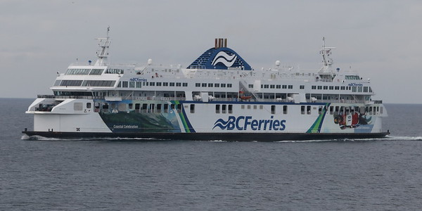 BC Ferries: Swartz Bay to Tsawwassen - 29 September 2017