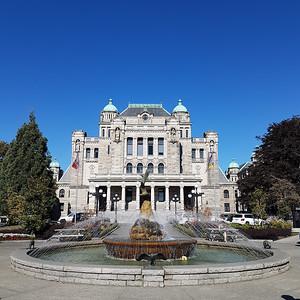 BC Legislature - 28 September 2017