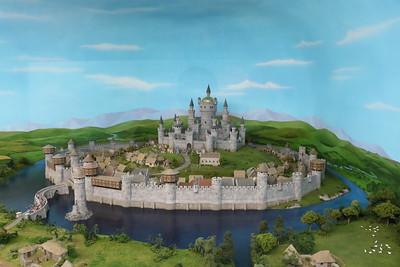 Miniature World - Camelot [12 of 12] - 24 September 2017