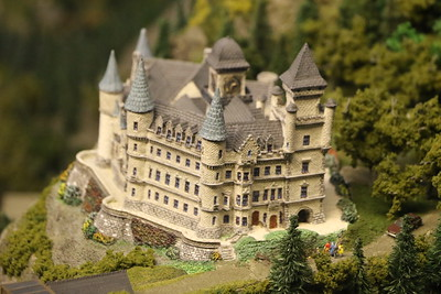 Miniature World - Valley of Castles [2 of 12] - 24 September 2017