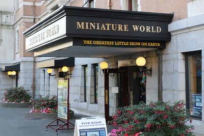Miniature World, Victoria BC - 24 September 2017