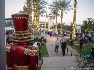 Verrado Tree Lighting Celebration