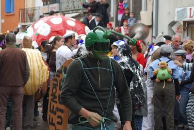 France - Vias Carneval March 08
