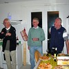 Jacques, Paddy W and Donal at soiree #14
