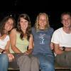 Bronwen, Elise, me, Pete