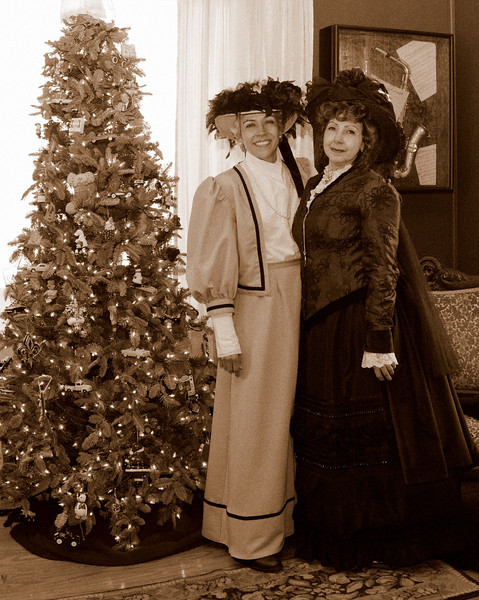 Victorian Christmas in Sharon Springs