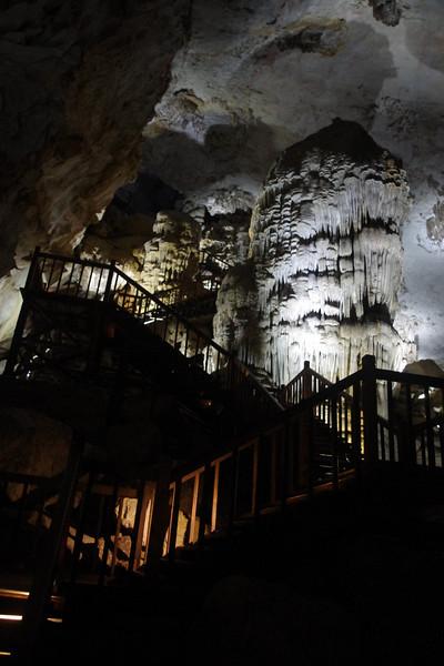 Entrance to the astonishing Paradise Cave