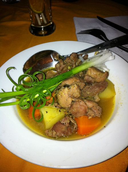 Duck a l'orange, Vietnamese style