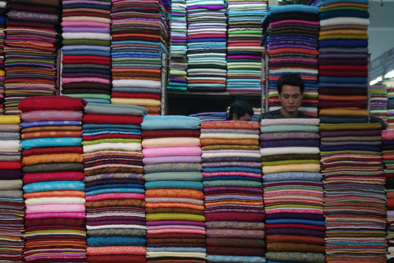 Fabric anyone? What colour you like?