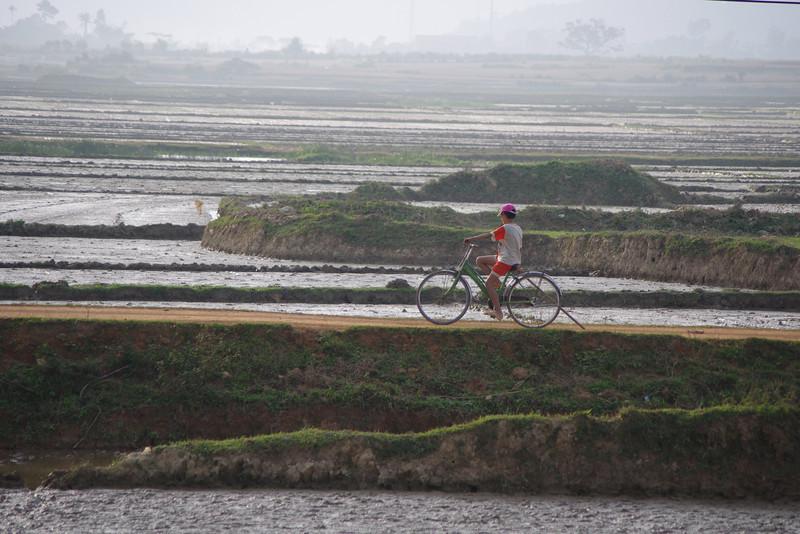 Cycle play, Phong Nha