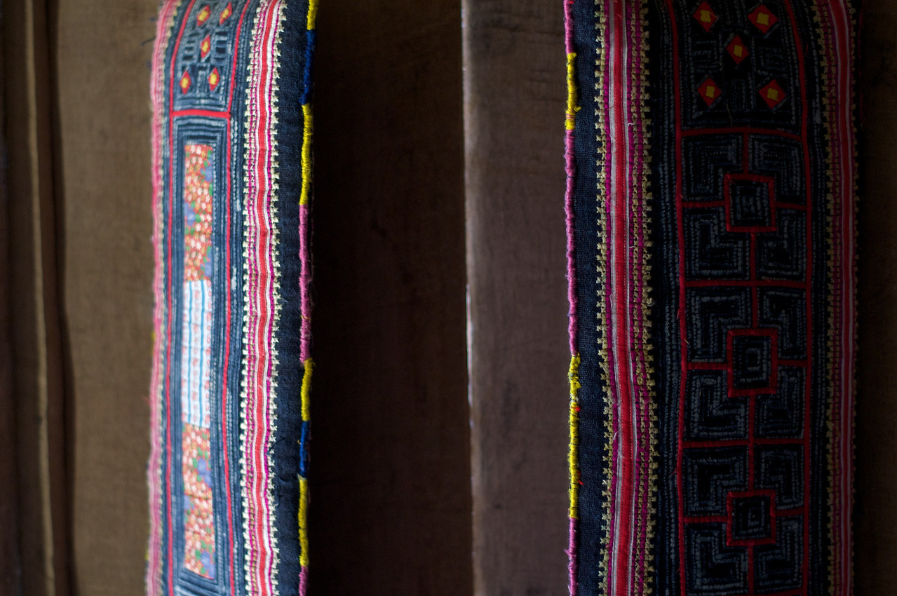 Detail: Hmong Mountain Retreat