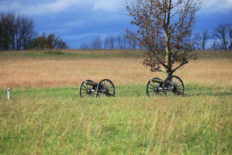 Virginia 2011 - Civil War Tour - New Market Battlefield 134