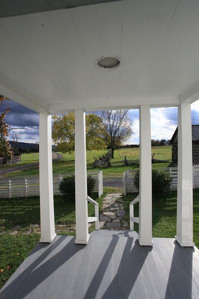 Virginia 2011 - Civil War Tour - Bushong Farm 175