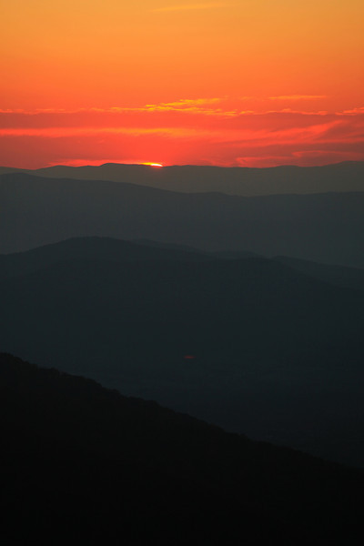 Virginia 2011 - Skyline Drive 150