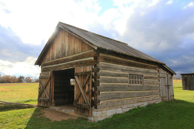 Virginia 2011 - Civil War Tour - Bushong Farm 184