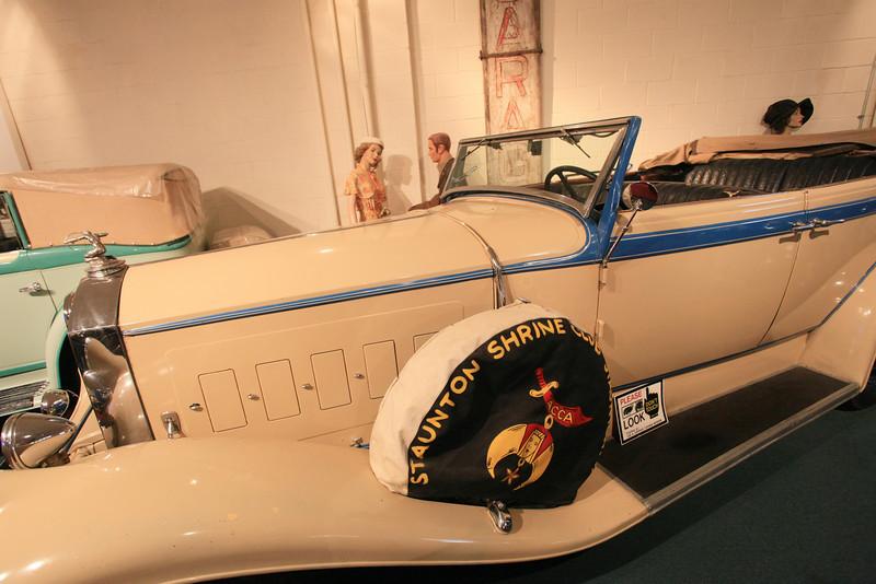 Virginia 2011 - Luray Caverns Car Museum 042