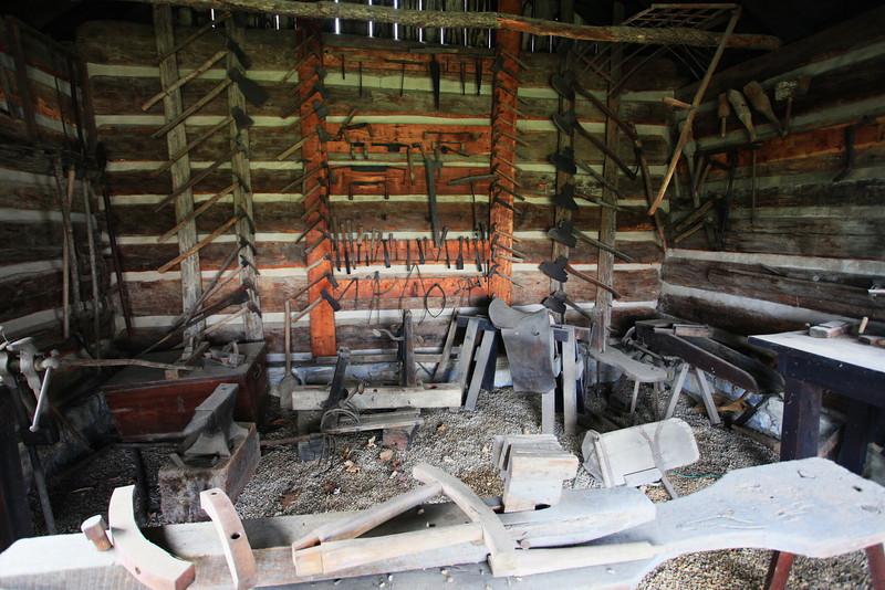 Virginia 2011 - Civil War Tour - Bushong Farm 187