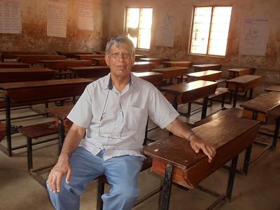 kamuli School classroom