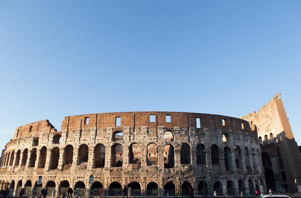 WE a Rome 2013