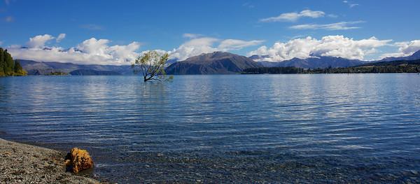 Lone Willow Lake Wanaka Feb 2011
