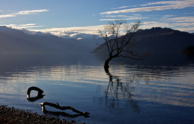 Lone Willow Lake Wanaka Jun 2011