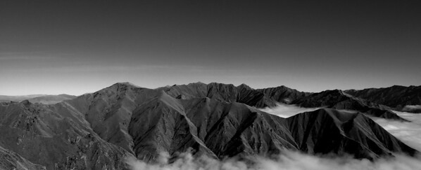 View from Summit Roys Peak Jun 2012