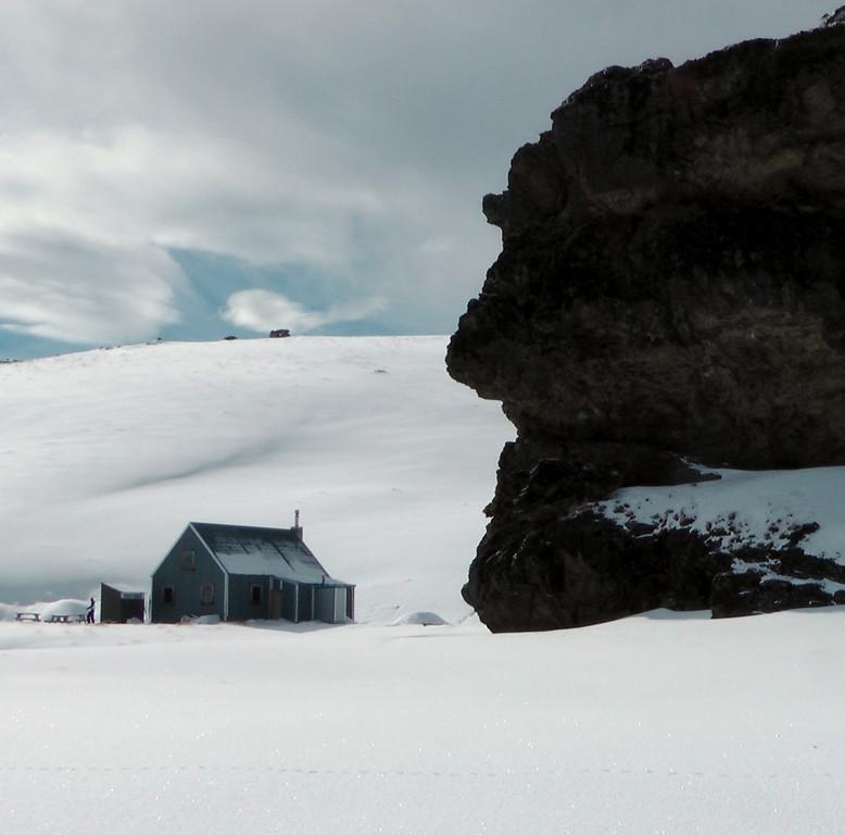 Meadow Hut, Snow Farm