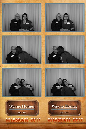 Wayne Home Christmas 2017