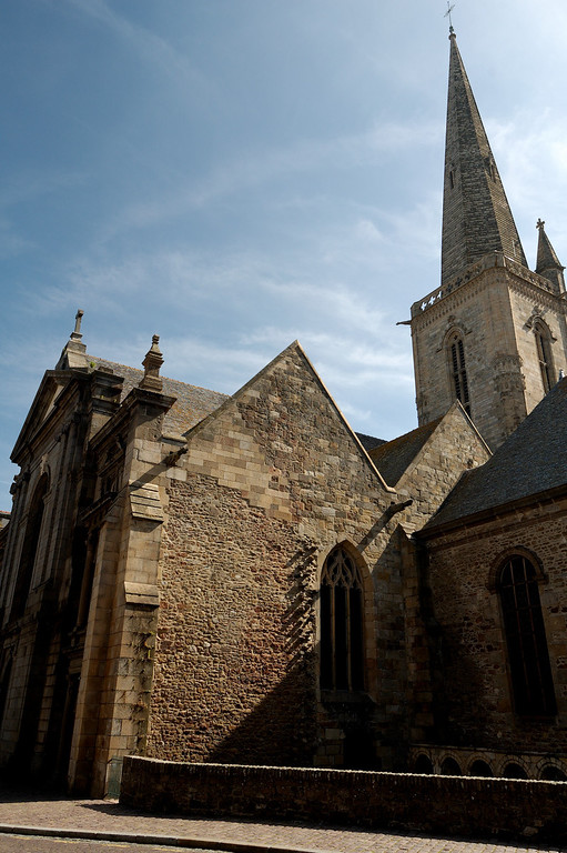 La cathŽdrale de Saint-Malo