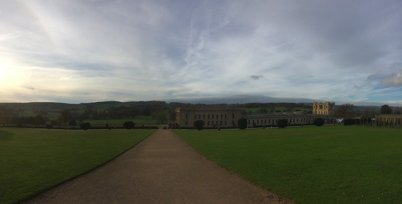 Chatsworth Hall
