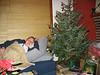 Maerchenstunde am Weihnachtsbaum