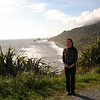 On our way to Punakaiki - the West Coast really is an amazing coastline