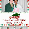 West Florida Hospital Holiday Party with Pensacola Photo Booth
