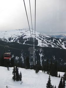 Peak to Peak chair lift