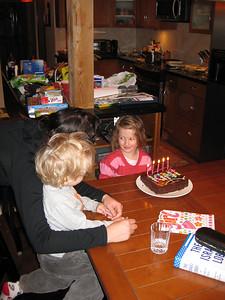 Indie's Birthday