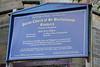 Notice Board for St Bartholomew's church