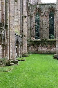 Fountains Abbey 20 September 2016