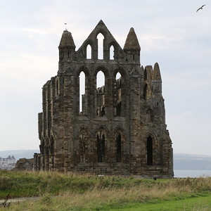 Whitby Abbey - 21 September 2016