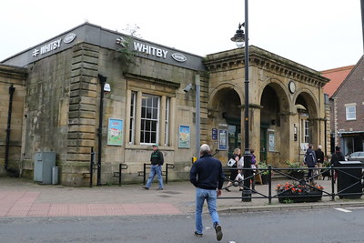 Whitby Railway Station