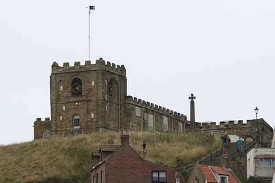 St Marys, East Cliff, Whitby
