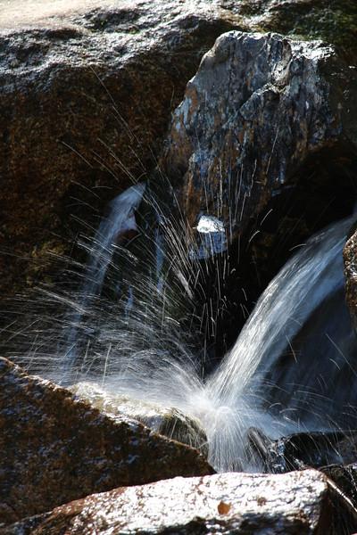 New Hampshire 2014 - Cascade Brook Trail Hike 058