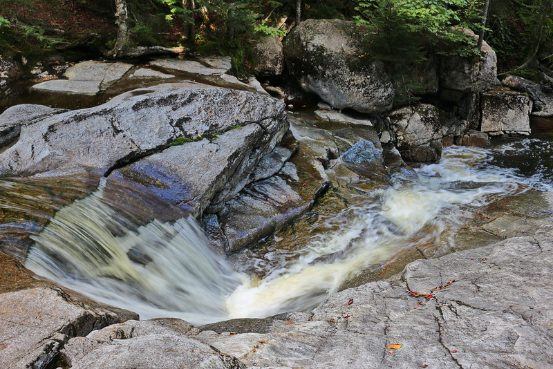 New Hampshire 2014 - Lonesome Lake Trail Hike 077