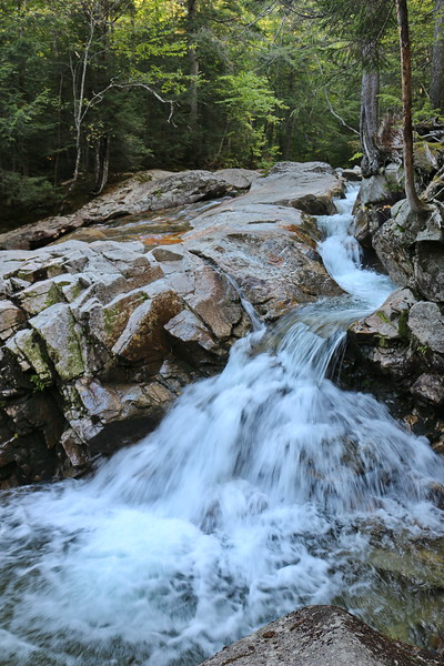 New Hampshire 2014 - Lonesome Lake Trail Hike 038