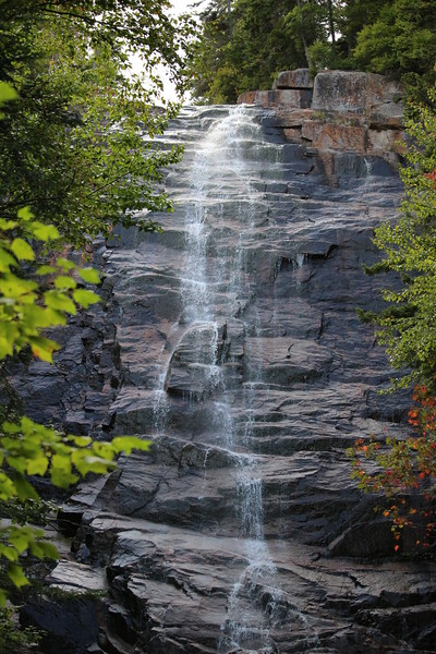 New Hampshire 2014 - Cascade Brook Trail Hike 095