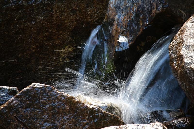 New Hampshire 2014 - Cascade Brook Trail Hike 052