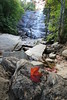 New Hampshire 2014 - Cascade Brook Trail Hike 038