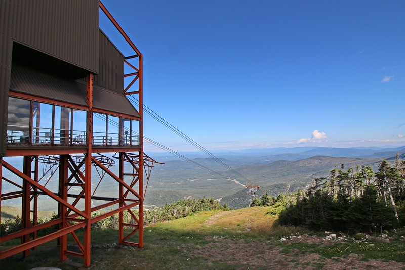 New Hampshire 2014 - Tram Ride Up Cannon Mountain 017