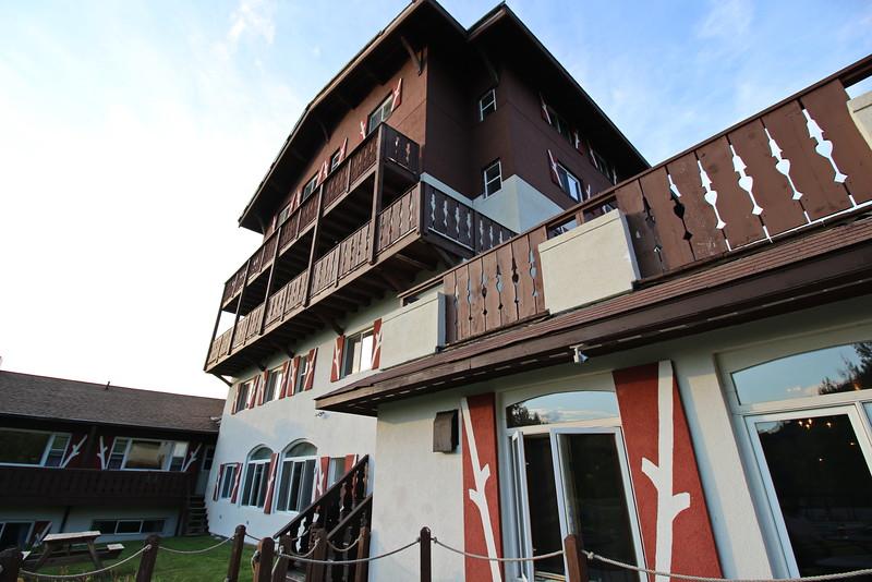 New Hampshire 2014 - Mittersill Resort Lodge